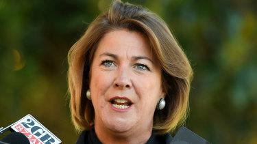 Minister Melinda Pavey