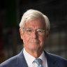 Greens candidate Julian Burnside quits exclusive gentlemen's club under election pressure