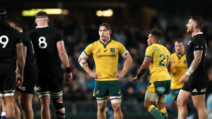 Nine hasn't bid for rugby rights - despite RA indication it has