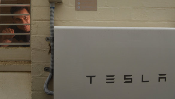 How battery power kept one Sydney home cool during the blackout