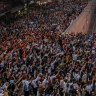 'Deeply concerned': Thai authorities seek to censor coverage of student protests