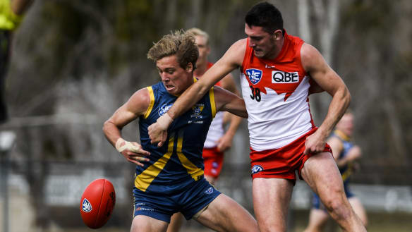 Sydney Swans serious about drafting Canberra Demons duo