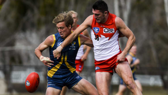'I thought it was a joke': Sydney Swans call on Canberra Demons duo