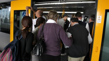 The Bankstown line could soon terminate at Yagoona.