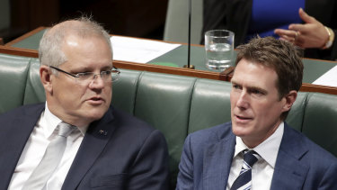 Prime Minister Scott Morrison and Attorney-General Christian Porter dumped the Malcolm Turnbull-era plans.