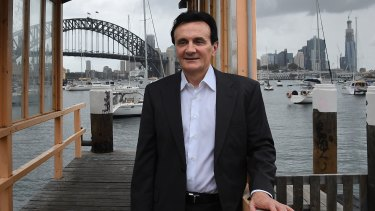 Pascal Soriot, AstraZeneca's chief executive officer.
