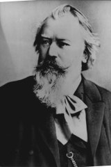 Brahms' four-hand piano arrangement was performed by Tom Griffiths and Donald Nicolson with aplomb.