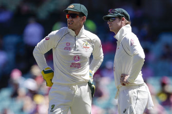Tim Paine has thrown his support behind Steve Smith returning to the Test captaincy.