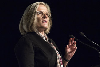 Lucy Turnbull was appointed to lead the Greater Sydney Commission in 2015.