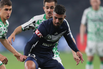 Victory youngster Birkan Kirdar has been re-signed.