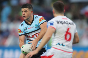 Chad Townsend has confirmed he is leaving the Sharks to join North Queensland.