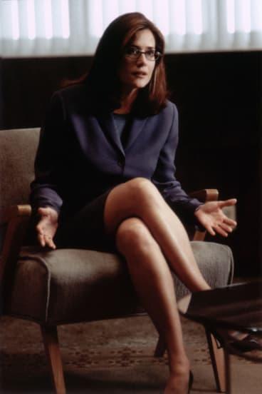 Lorraine Bracco played the role of Dr Jennifer Melfi, Tony Soprano's psychiatrist.