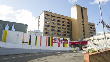Canberra Hospital.