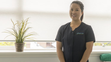 Back on Your Feet founder Gloria Nguyen is ditching manual payroll ahead of single touch payroll becoming compulsory.