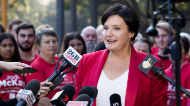 """Strathfield MP Jodi McKay's supporters say she ran a more """"grassroots"""" campaign in her bid for the NSW Labor leadership."""