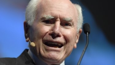 John Howard went to an election promising an emissions trading scheme.