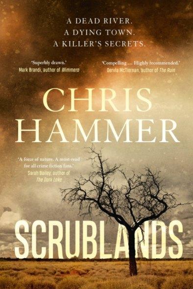 Scrublands, by Chris Hammer.