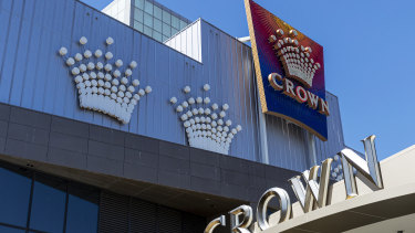 "Crown says a ""working test"" would demonstrate it has cleaned up its act."