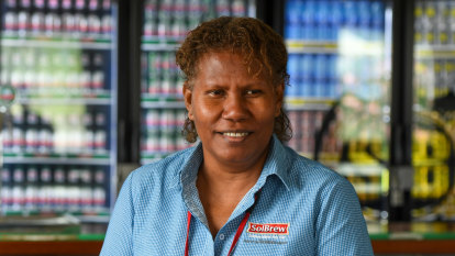 HR manager who endured violence at home now helps workmates