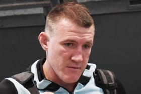 Shark alarm: Gallen ruled out of preliminary final against Storm