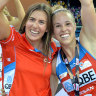 'It was coach's call': Swifts to revert to co-captaincy system