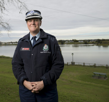 Chief Inspector Joanne Reid says there is a healthy relationship between police and the Aboriginal community in Grafton.