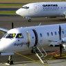 Rex strafes Qantas over 'capacity dumping' as it ditches Ballina