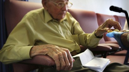 Pension couples separated by illness often have complex finances
