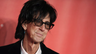 Ric Ocasek of The Cars.