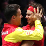 Emotional Davis Cup title win for Spain