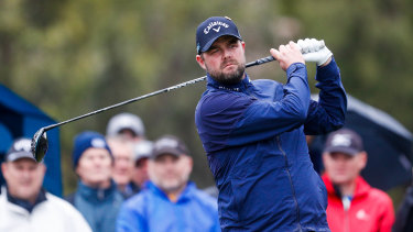 Marc Leishman has been rewarded for strong form at the Open.