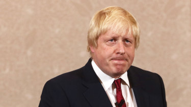 Boris Johnson, the prime ministerial frontrunner, has also flagged a no-deal Brexit option.