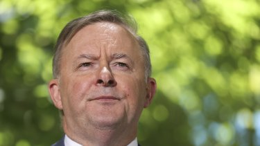 Labor leader Anthony Albanese will deliver a major foreign policy speech on Wednesday.
