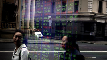 The ASX 200 fell 0.2 per cent on Tuesday, backing away from record highs.
