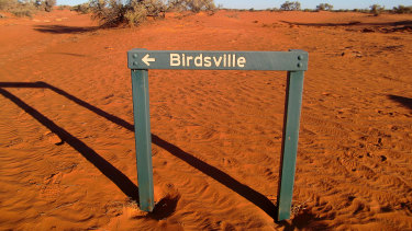 People driving out to Birdsville to avoid NSW border closures have been urged to take precautions.