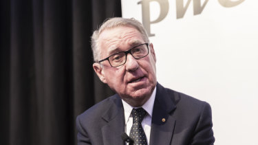 David Gonski said the ANZ board would listen to shareholder concerns about executive pay in 2019.