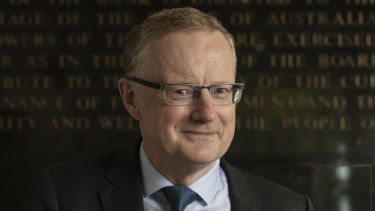 RBA governor Philip Lowe chairs the Council of Financial Regulators.