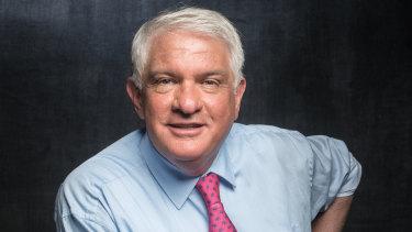 Dr Michael Carr-Gregg.