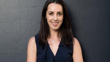 Zuper co-founder Jessica Ellerm.