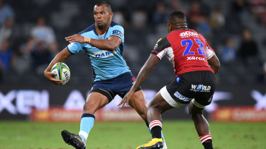 Kurtley Beale will captain NSW in his 12th season with the state.