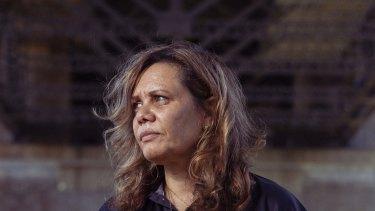 Metropolitan Local Aboriginal Land Council chair Yvonne Weldon.