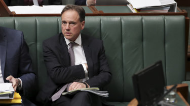 Hunt in Labor's sights.