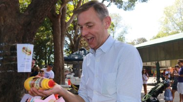 Bruce Notley-Smith has lost the seat of Coogee.