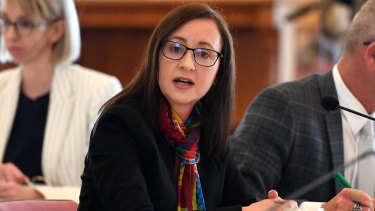 Queensland Attorney-General Yvette D'Ath announced the proposed new laws on Monday.