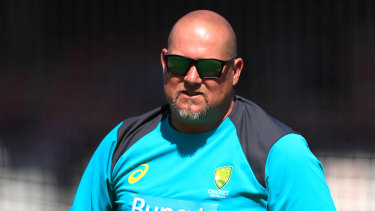 Changes: David Saker is no longer Australia's bowling coach.