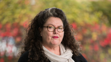 Professor Catherine Bennett, the chair of epidemiology at Deakin University.