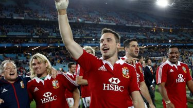 The British and Irish Lions won their 2013 series against the Wallabies.