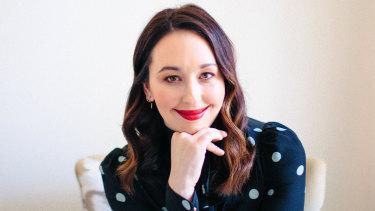 Krystal Barter, founder of Pink Hope.