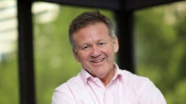 TEG chief executive Geoff Jones.
