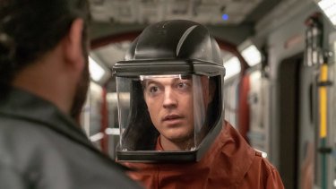 Lame: Another Life should have been left in space.